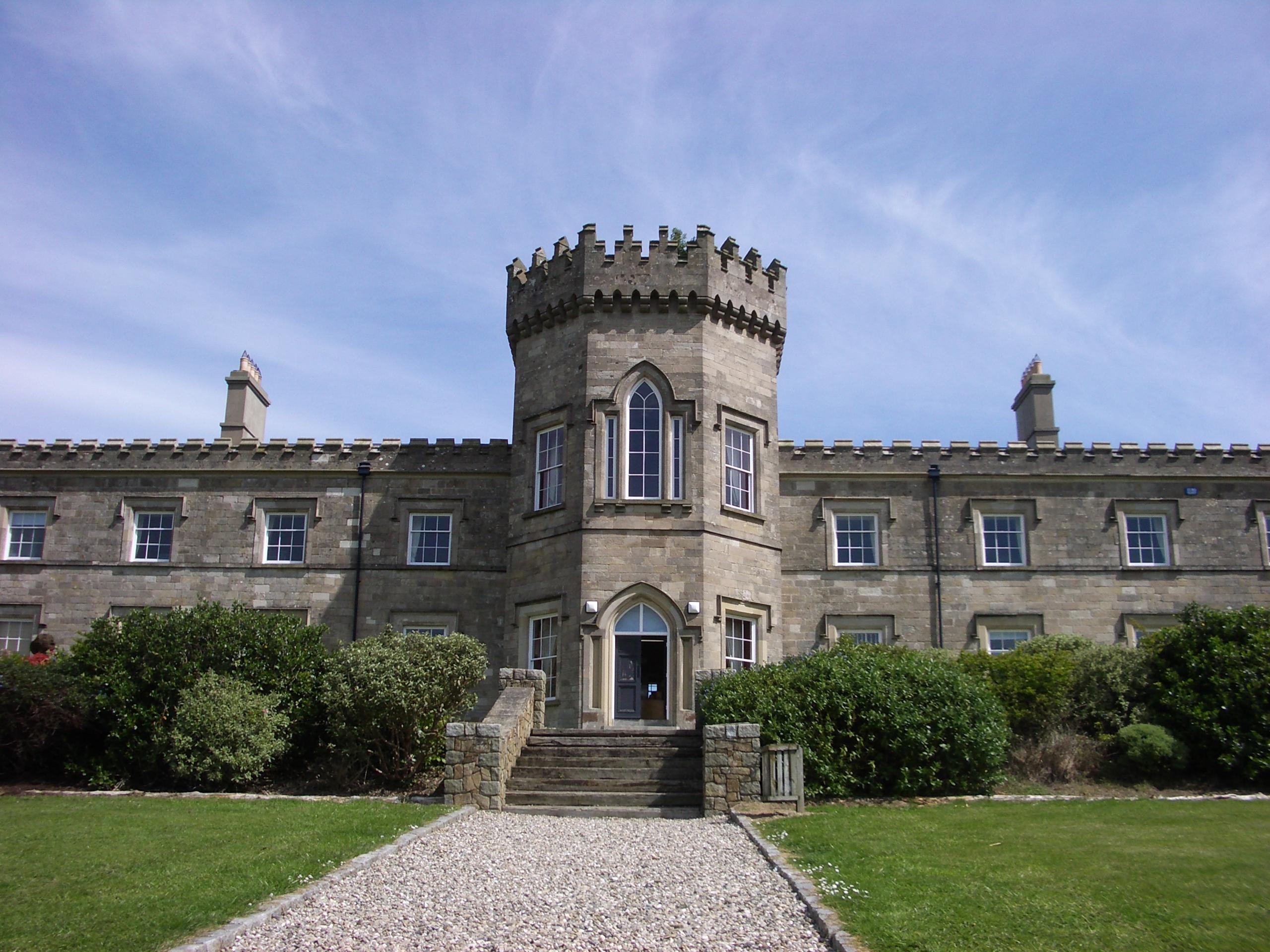 dungiven_castle