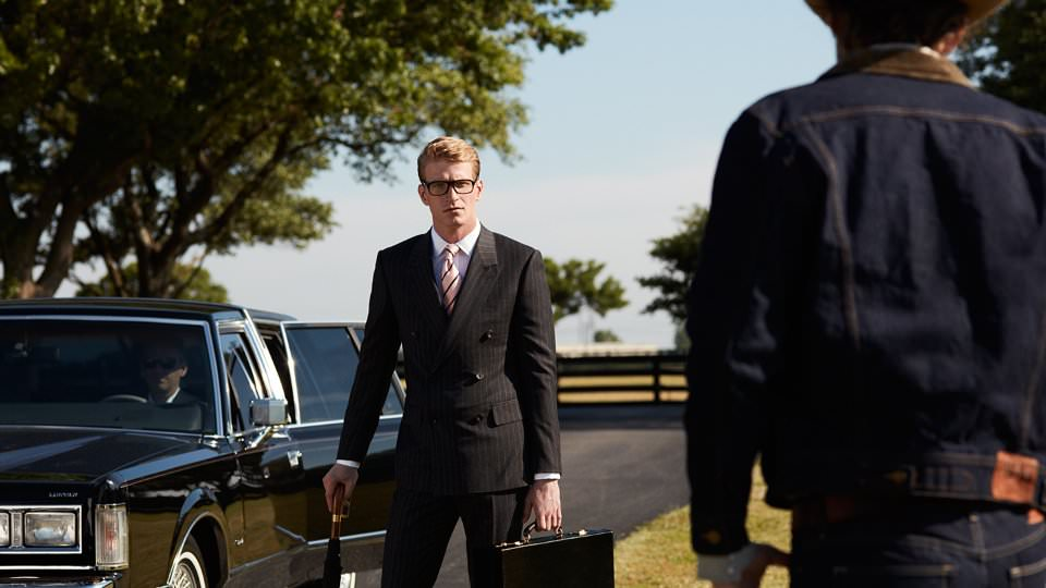Kingsman x MR PORTER collection
