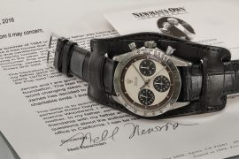 Paul Newman Rolex Daytona world record