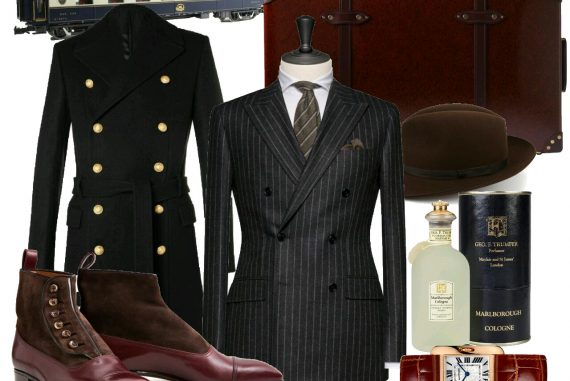 murder on the orient express style inspiration