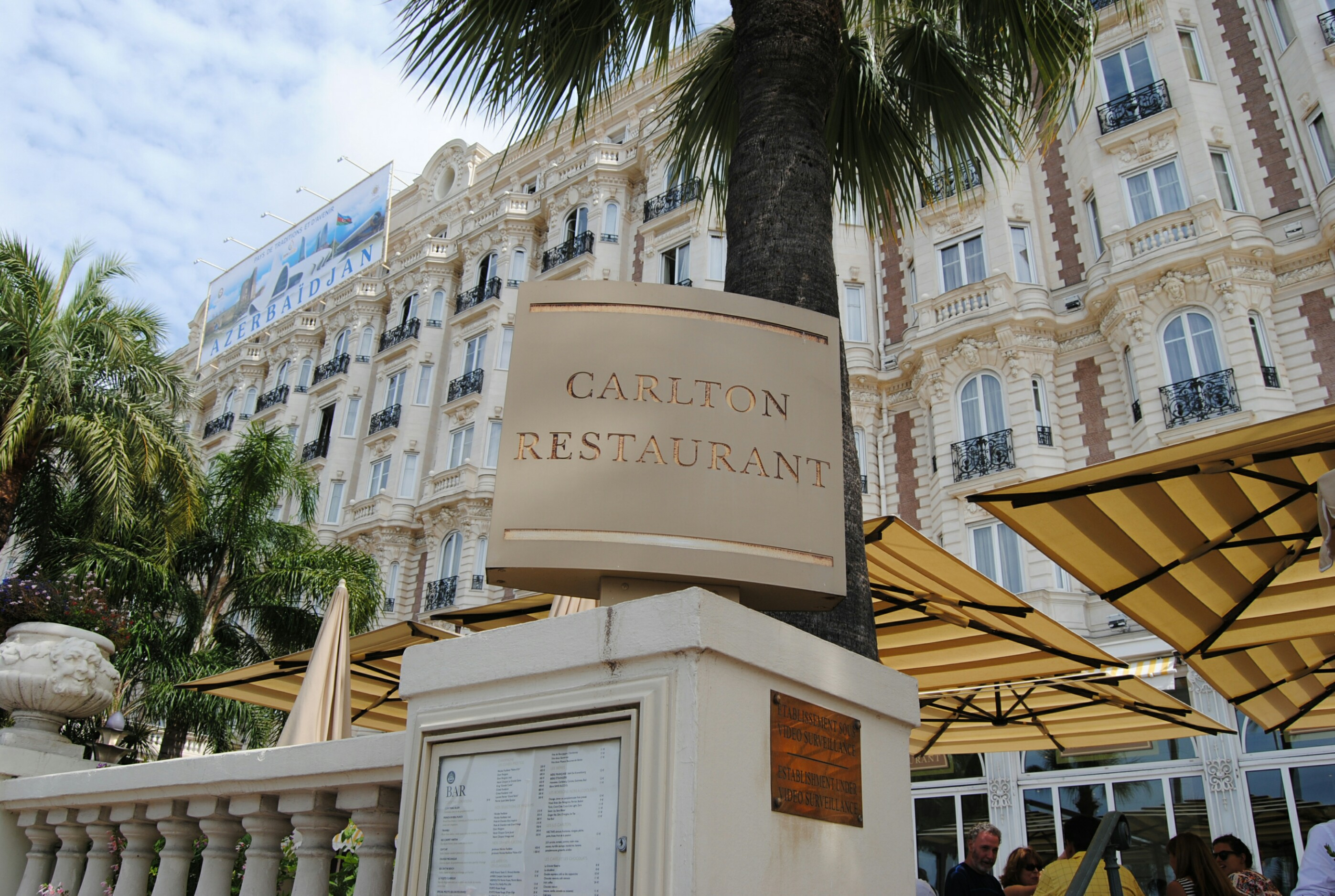 hotel carlton cannes home of the stars