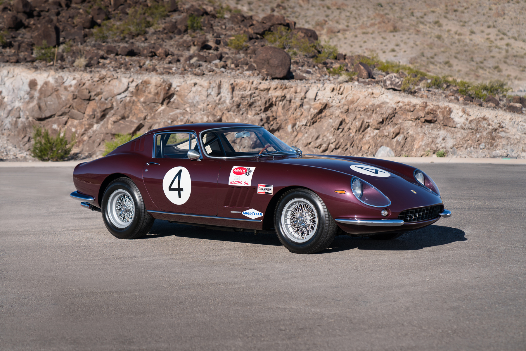 1966 Ferrari 275_GTB-C Series