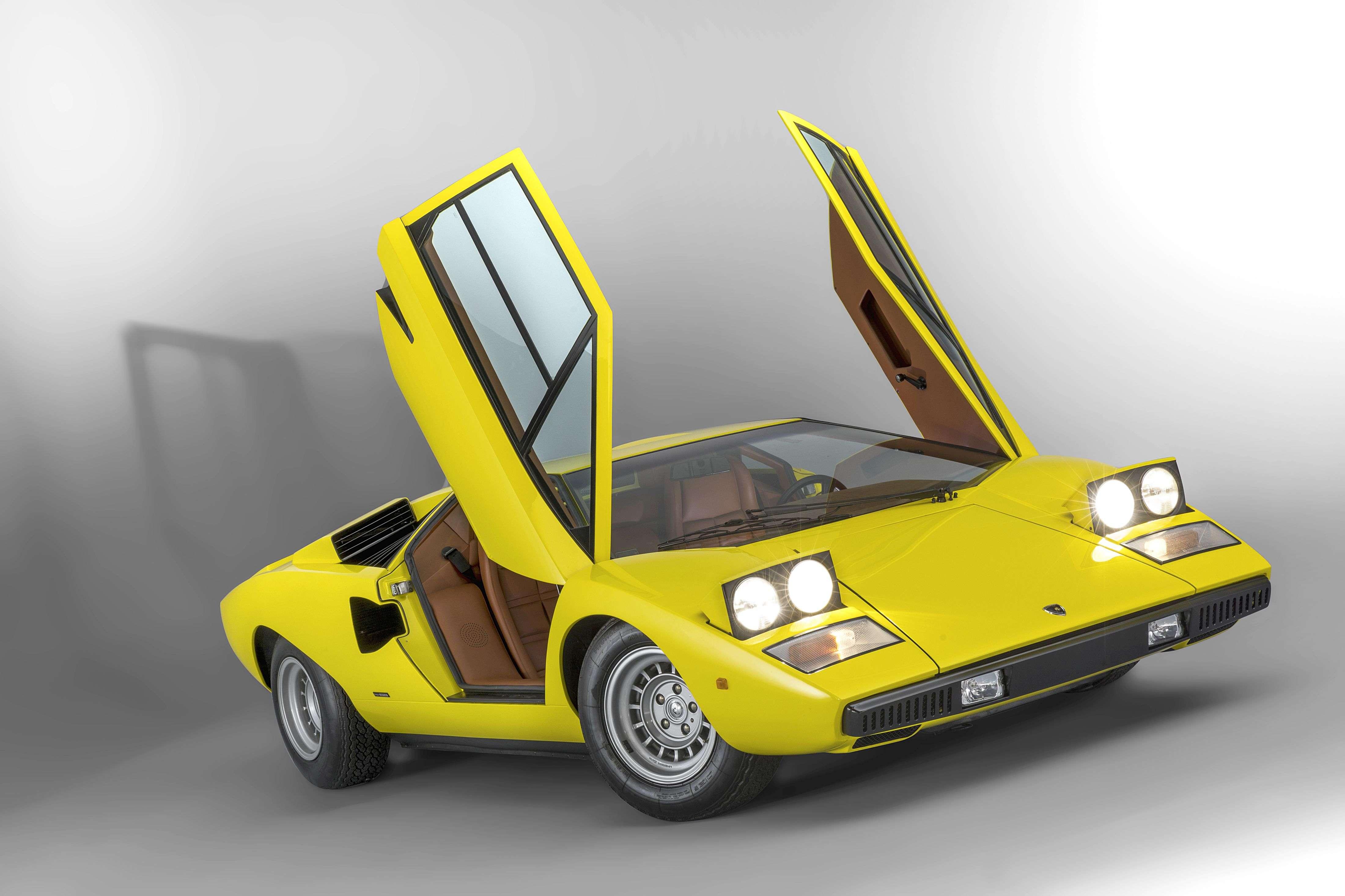 """1975 Lamborghini LP400 Countach """"Periscopio"""""""