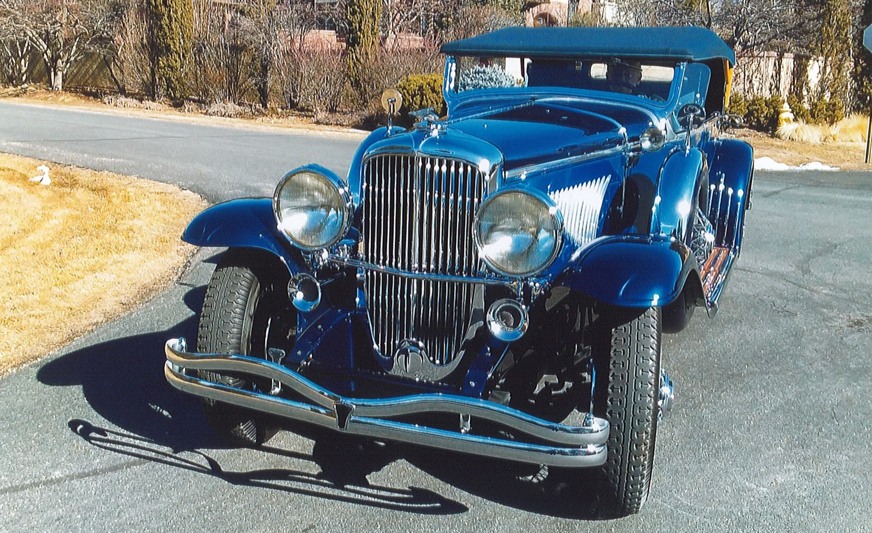 willbanks duesenberg