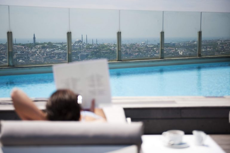 best rooftop bars in the world istanbul