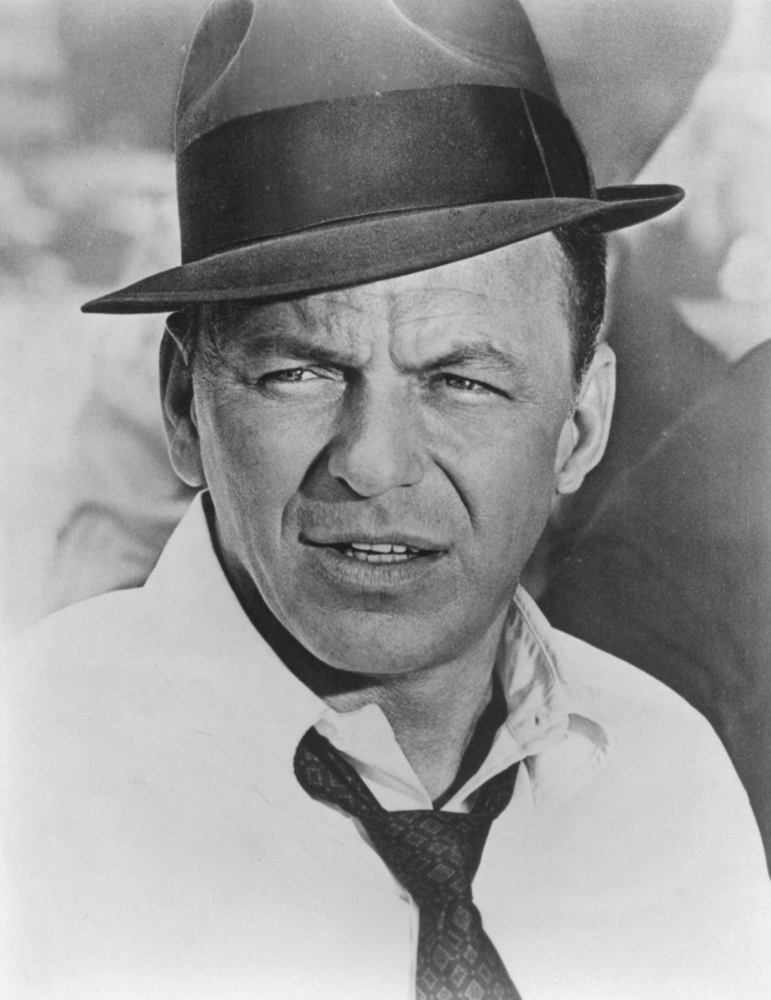 frank sinatra fedora hat