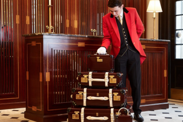 globe-trotter goring collection