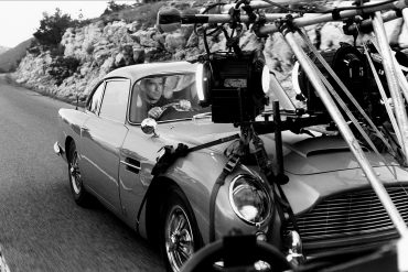 James Bond Aston Martin DB5 Golden Eye