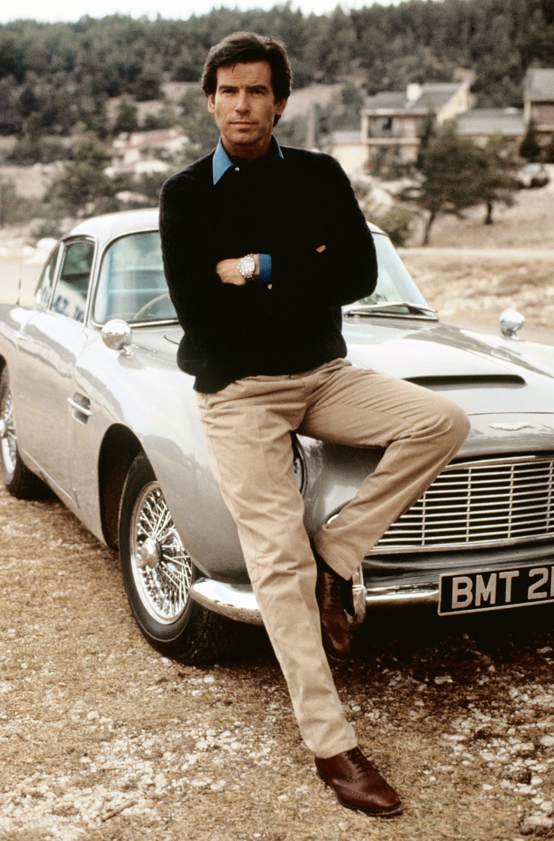 Aston Martin DB5 GoldenEye James Bond