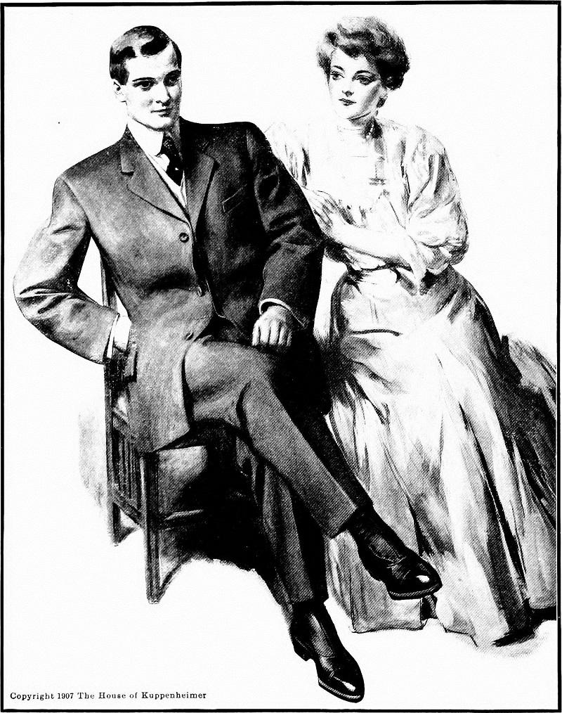 mens fashion kuppenheimer