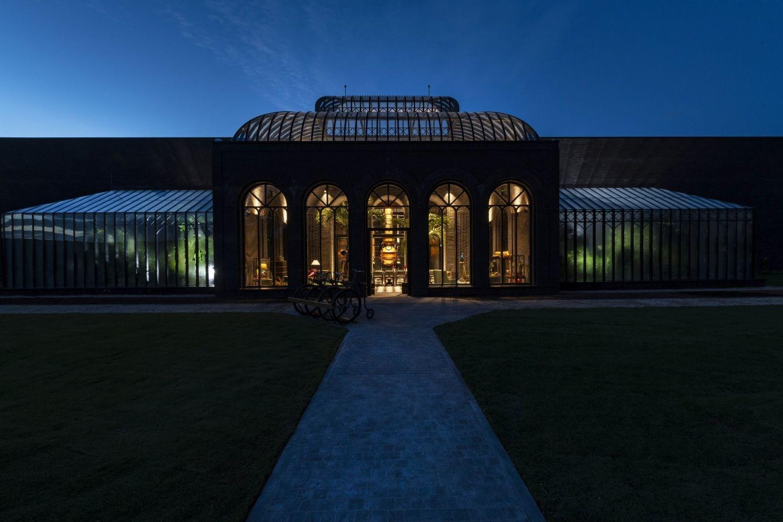 the Hendrick's gin palace