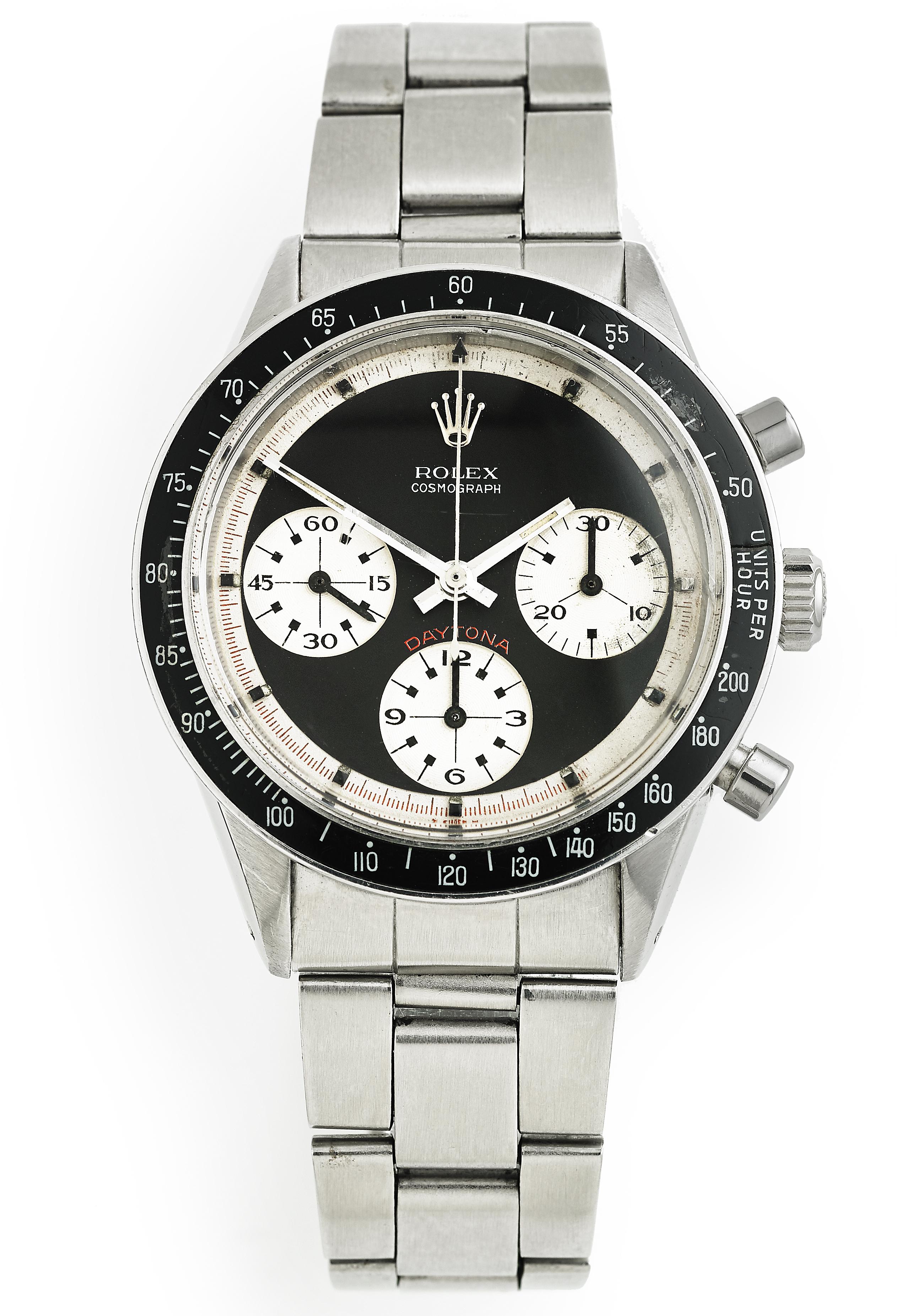 Rolex Paul Newman panda