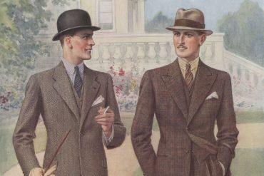 English fashion 1930s