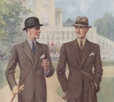 English fashion 1930s