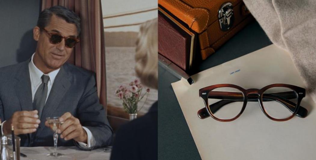 cary grant oliver peoples