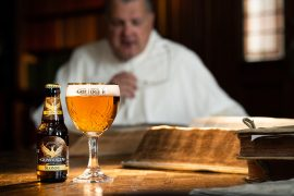 Grimbergen new brewery Belgium