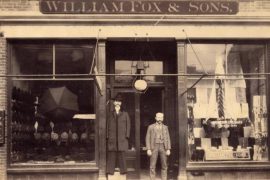 william fox & sons story