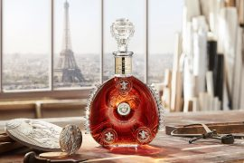 LOUIS XIII COGNAC time collection 1900