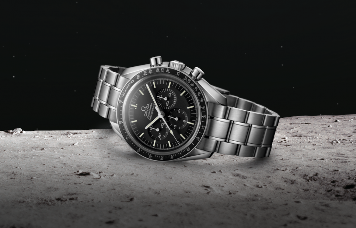 omega moonlanding watch