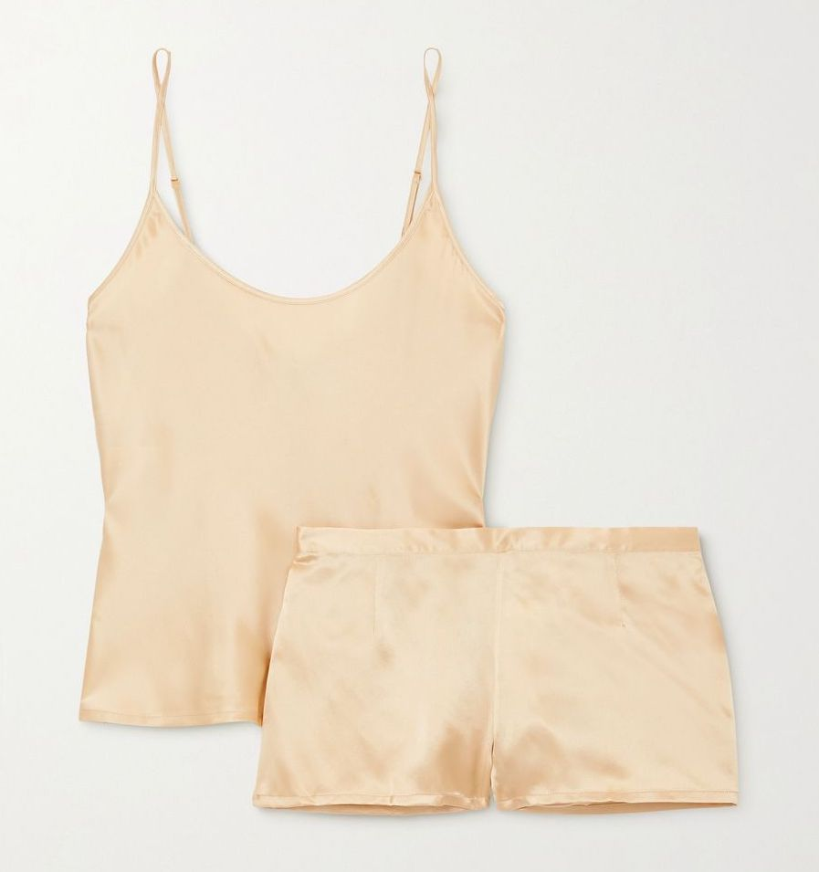 La Perla Sill-satin Pajama Set