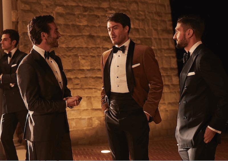 tuxedos for men winter 2020 2021