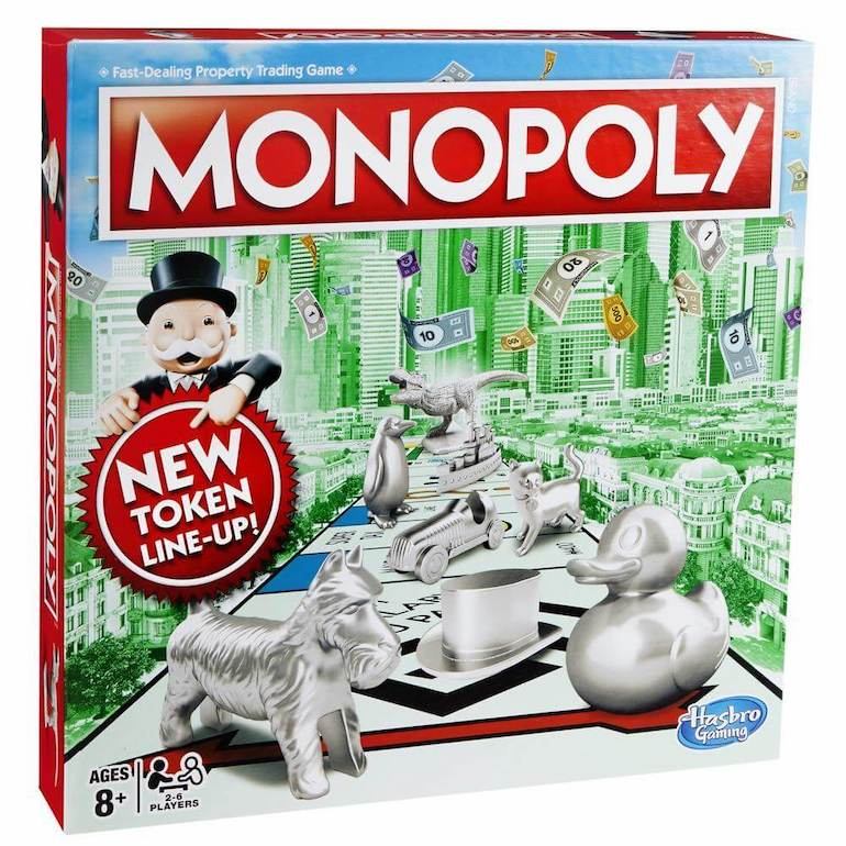 best monopoly game