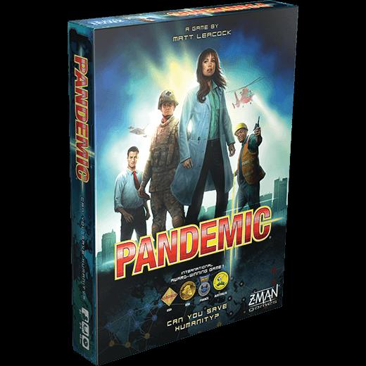 pandemic best board games 2020