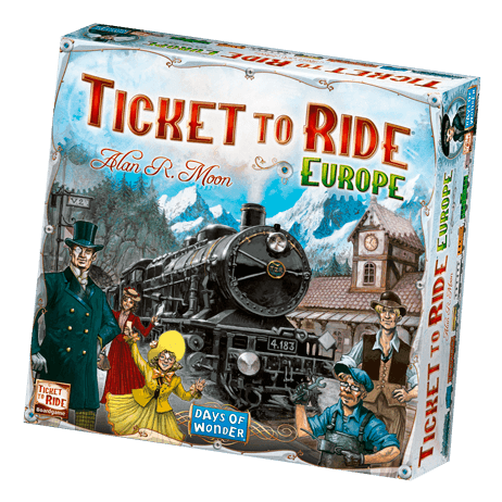 ticket to ride best board games for isolation 2020