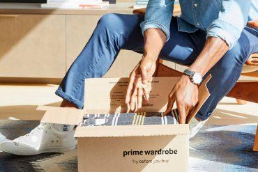 Amazon Prime wardrobe review