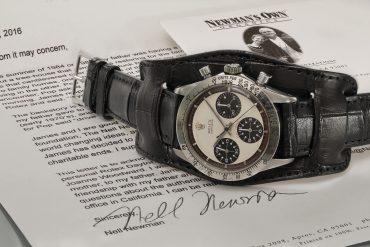 Paul Newman Rolex Daytona world record
