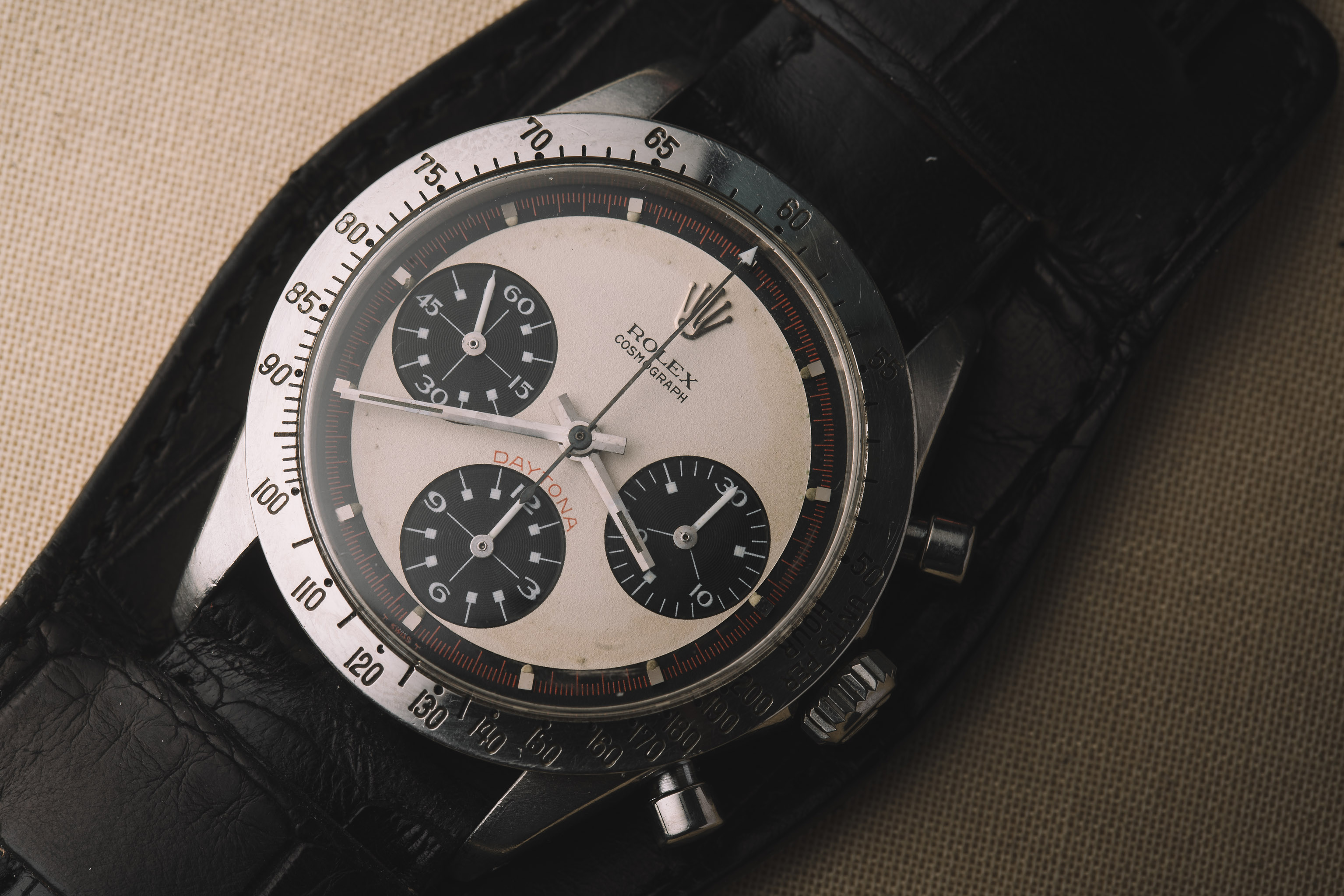 Paul Newman Rolex Dayton World Record auction