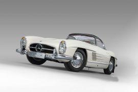 1963 Mercedes 300SL Roadster