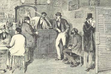 the first drink book published