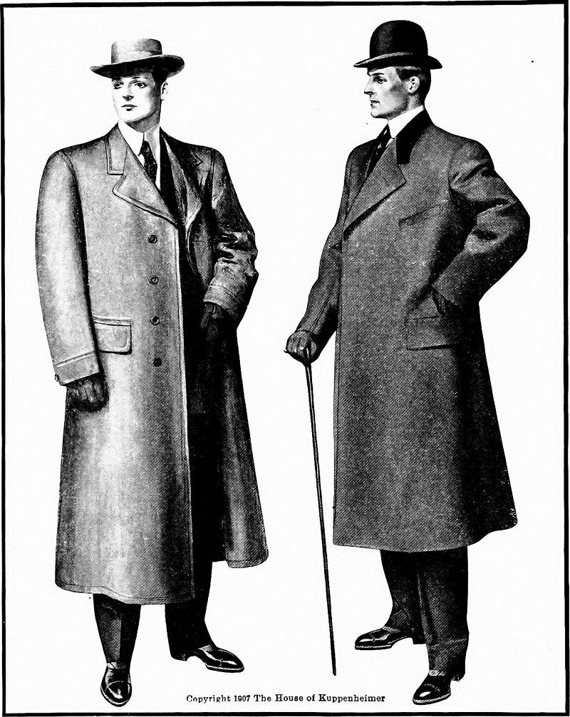 retro fashion for men victorian