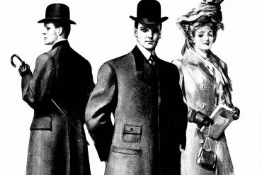 victorian style fashion for men