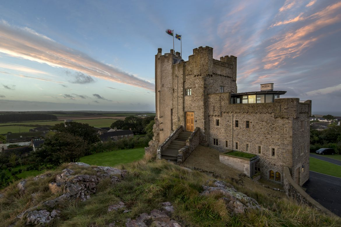 the best castle hotels