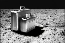 cases used to carry lunar samples back from the historic mission to the moon Limited Edition Apollo 11 50th Anniversary