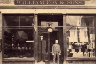 william fox & sons story