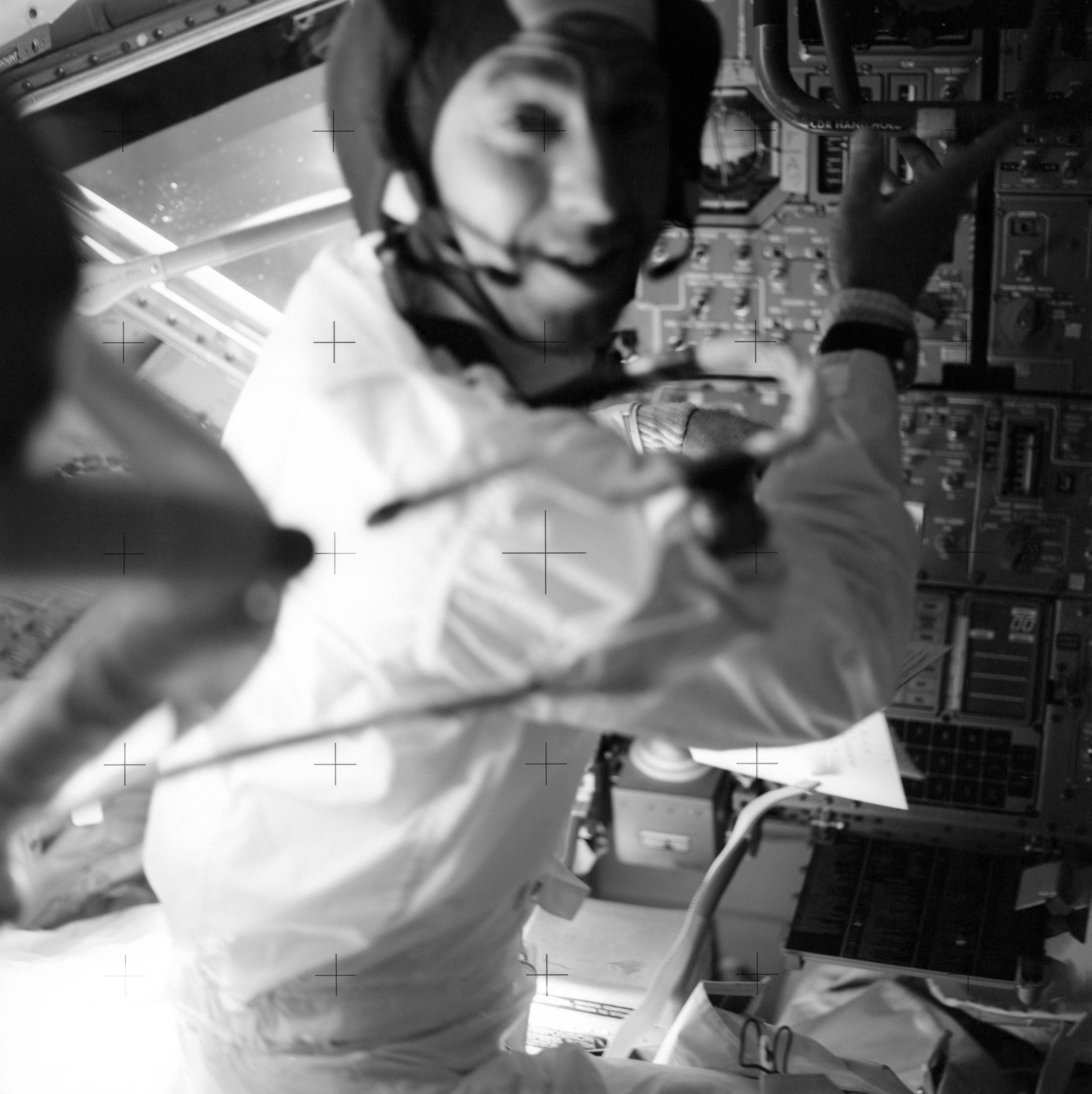james Lovell lunar module omega speedmaster