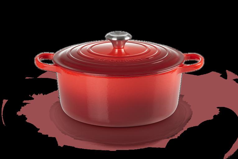 Le Creuset Cast Iron Round Dutch Oven