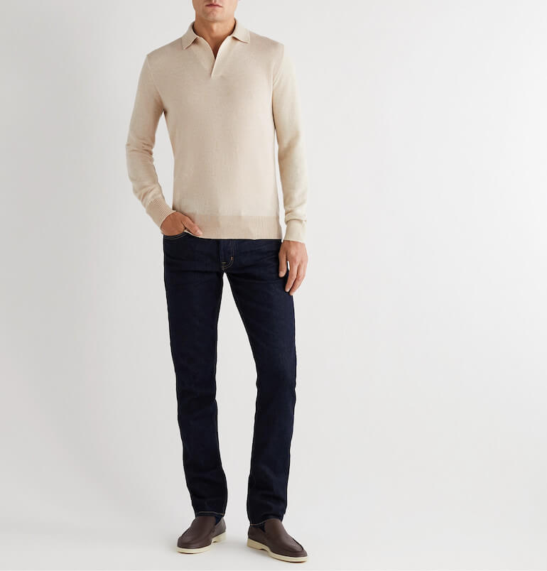 luxurious cashmere sweaters winter