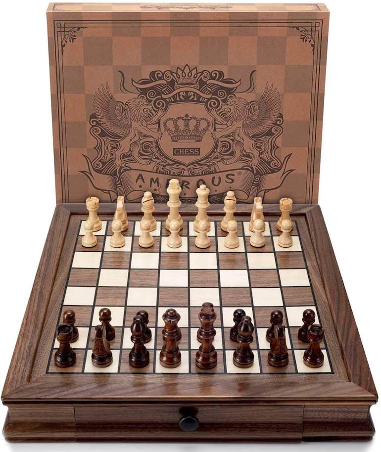 best chess sets in wood best chess related products