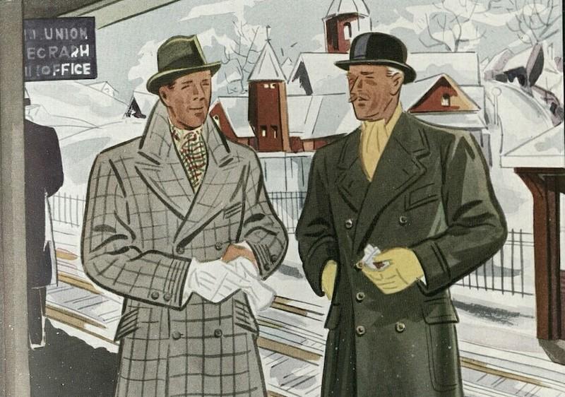 men's fashion winter 2020/2021