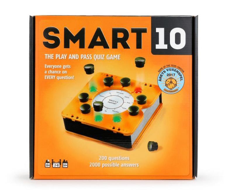 smart 10 best board games