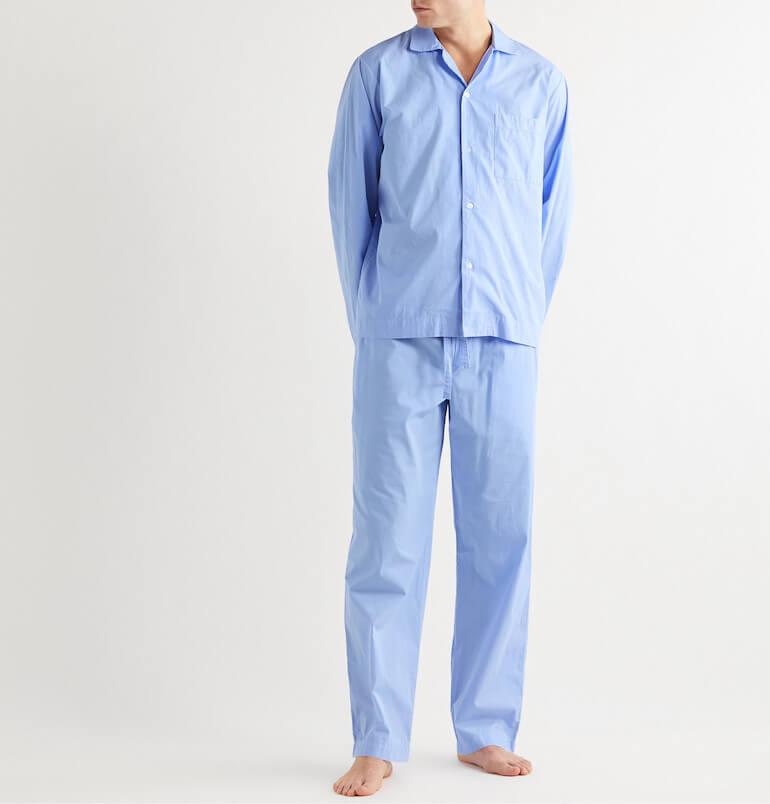 stylish old fashioned pajama