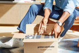 Amazon Prime wardrobe review