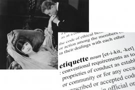 Modern Gentleman Etiquette